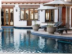 Casa Hermosa PLC pool